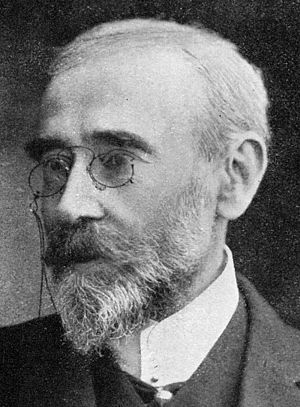 John Payne (poet) - A photograph of John Payne, 1904