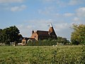 Jollies Farm Oast, Bourne Lane, Salehurst, East Sussex - geograph.org.uk - 576580.jpg
