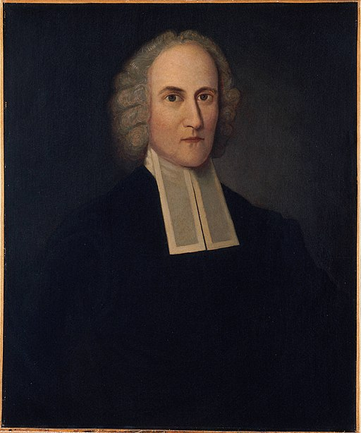 Jonathan Edwards (Princeton Portrait)