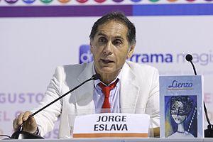 Jorge Eslava cover