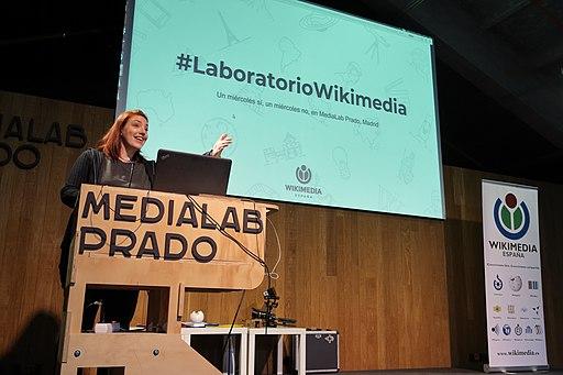 Jornada sobre fotografía libre, Wikimedia cumple 18, 01