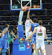 Basketbal je jedným z najpopulárnejších kolektívnych športov