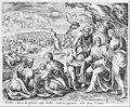 Joseph's Dream, from The Story of Joseph, bound in Thesaurus Sacrarum historiarum Veteris et Novi Testamenti MET MM56970.jpg