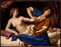 Joseph and Potiphar's Wife, 1649