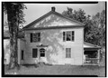 Josiah Harris House, Main and Mill Streets, Castleton, Rutland County, VT HABS VT,11-CAST,1-3.tif