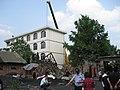 Ju Yuan middle school in rescue - panoramio.jpg