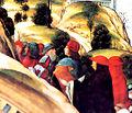 Juan Fernandez de Heredia, Raymond de Turenne et cardinal au visage effacé.jpg