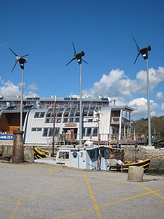 Penryn, Cornwall - Jubilee Wharf