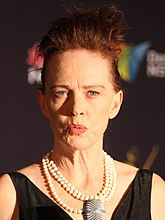 Judy Davis won for Life with Judy Garland: Me and My Shadows (2001). Judy Davis - Eye of The Storm.jpg