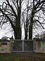 Juedischer Friedhof Mingolsheim 03 Tor fcm.jpg