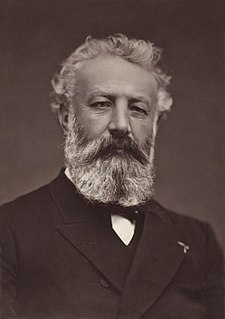 Jules Verne Science Fiction Writer