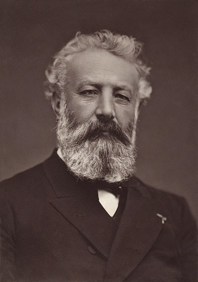 Picture of an author: Jules Verne