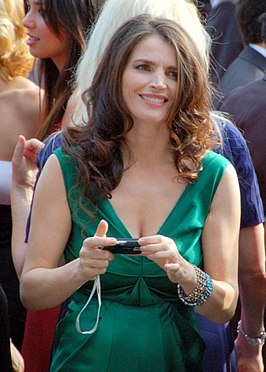 Julia Ormond in Cannes in 2008