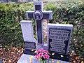 Junikowo Cemetery, Poznan, tomb (Piotr Kulej, ksiadz).jpg