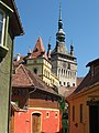 Just another dull day in Sighisoara, Transylvania - panoramio.jpg