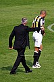 Juventus v Chievo, 5 April 2009 - Ranieri and Trezeguet.jpg