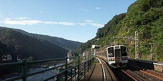 Jōkōji Station Railway station in Kasugai, Aichi Prefecture, Japan