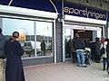 Kö utanför sportringen -- a sports store.jpg