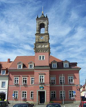 Königsbrück - Town hall