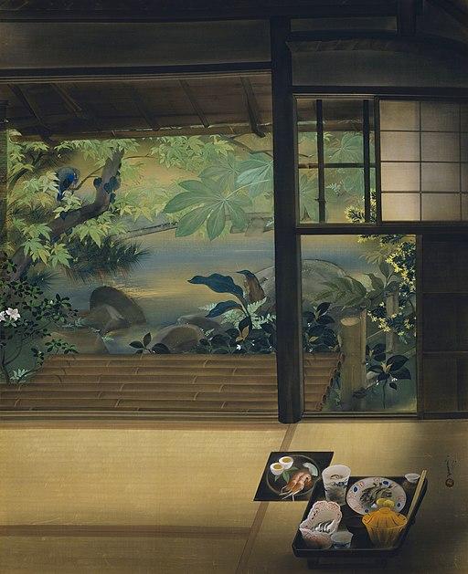 KAWABATA Summer parlor
