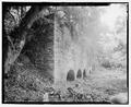 KILNS, SOUTHWEST ELEVATION - Shepherdstown Cement Mill, River Road, Shepherdstown, Jefferson County, WV HAER WVA,19-SHEP.V,4-1.tif