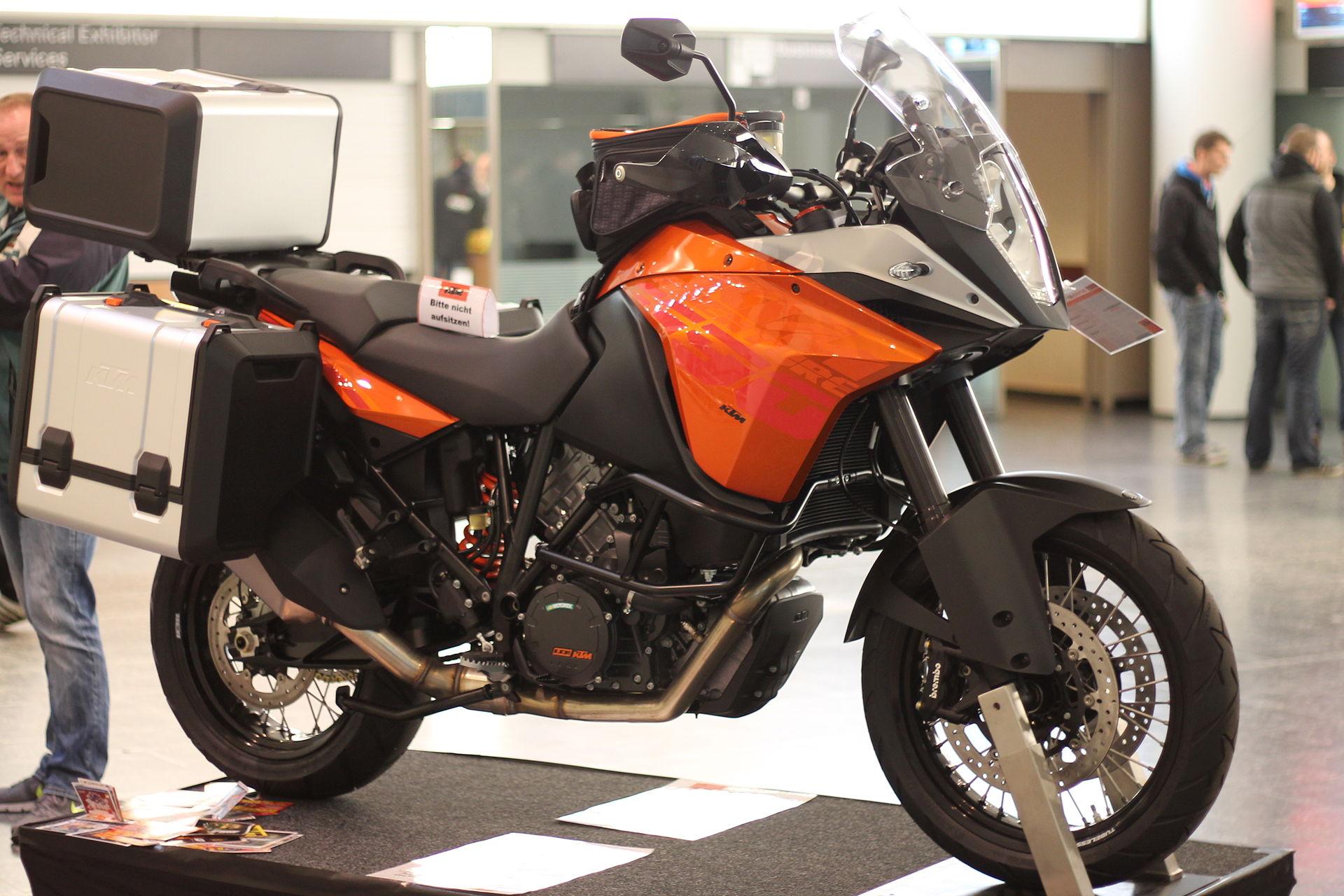 Ktm Adventure Motorcycle Review
