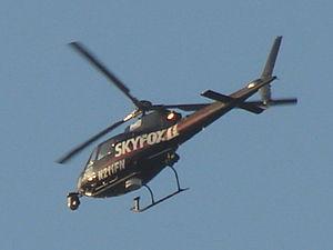 KTTV - SkyFox Eurocopter
