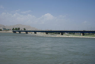 Kabul River river in Afghanistan