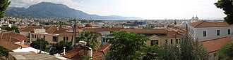 Kalamata - View from the castle