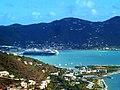 "Karibik - Brit. Jungferninseln - Road Town – Wickhams Cay 1 - ""Mein Schiff 2"" - panoramio.jpg"