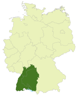 Oberliga Baden-Württemberg association football league