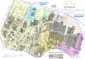 Karte ehemaliger Vorstädte von Wien und deren Lage in den heutigen Bezirken Wieden und Margareten.png