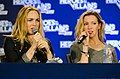 Katie Cassidy and Caity Lotz HVFF The Lances.jpg