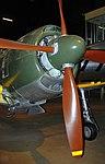 Kawanishi N1K2-Ja Shiden Kai 'George' detail, National Museum of the US Air Force, Dayton, Ohio, USA. (29893958067).jpg