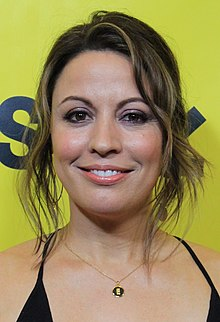 Kay Cannon at SXSW Red Carpet premiere of BLOCKERS (26876904668) (cropped).jpg