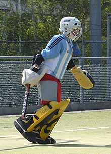Goalkeeper - Simple English Wikipedia, the free encyclopedia