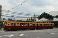 Keihan 603+604 Hamaotsu Station 2014-06-26.jpg