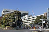 Keio University Hospital 2014.JPG
