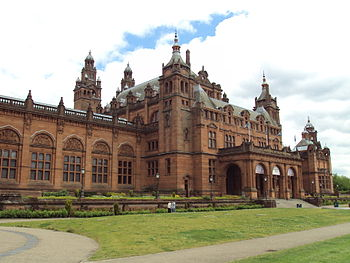 Kelvingrove Art Gallery and Museum, Glasgow, S...