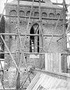 kerk tijdens de restauratie - zuidland - 20225549 - rce