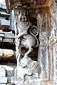 Kesava Temple Elephant and Yazhi Pillor.jpg