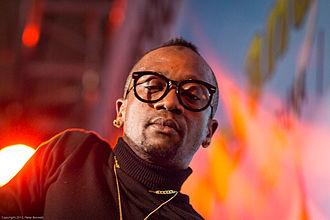 Bongo Flava - Image: Khalid Mohamed (TID) at the 2015 Zanzibar International Film Festival