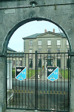 Kickham Barracks - Kickham Barracks