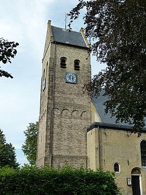 Kimswerd - St Lawrence church