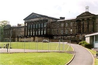 King Edward VII School, Sheffield - Image: King Edward VII School copy