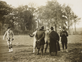 King Edward VII and King Manuel II of Portugal shooting, 1909.png