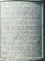 King George memorial stone - geograph.org.uk - 838154.jpg