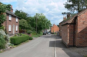Seagrave - Image: King Street in Seagrave, Leicestershire geograph.org.uk 857616