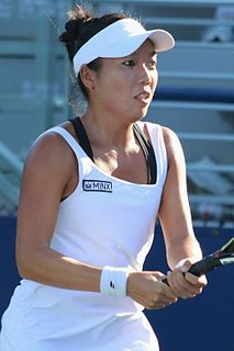 American tennis player