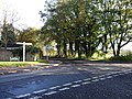 Kingswood road junction - geograph.org.uk - 75679.jpg